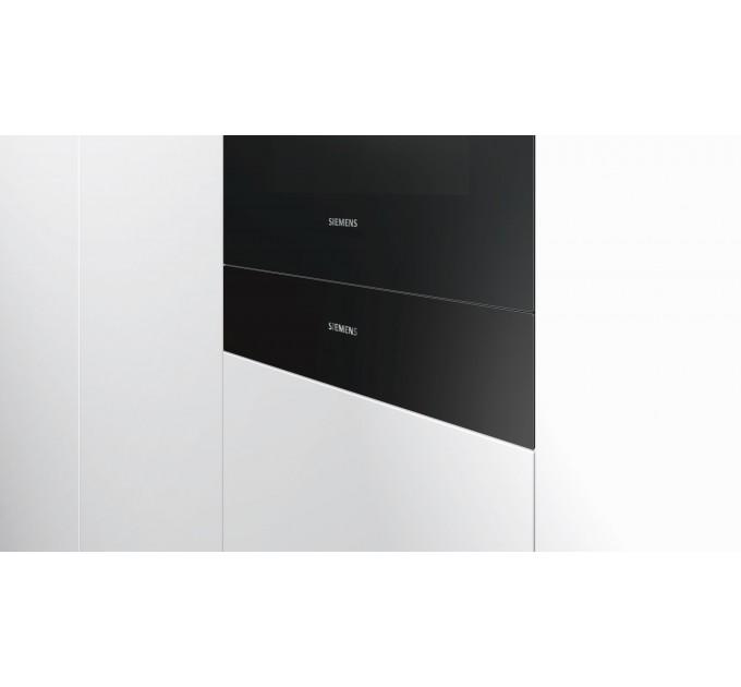 Встраиваемый подогреватель посуды Siemens BI630ENS1